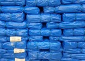蓝色PE篷布