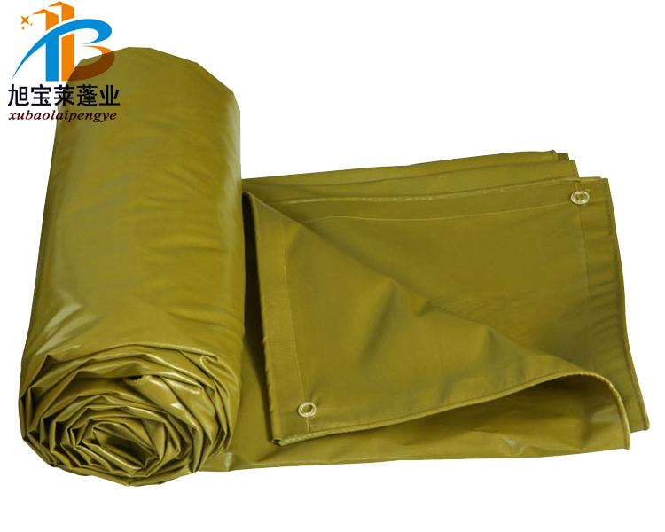 多用PVC三防篷布