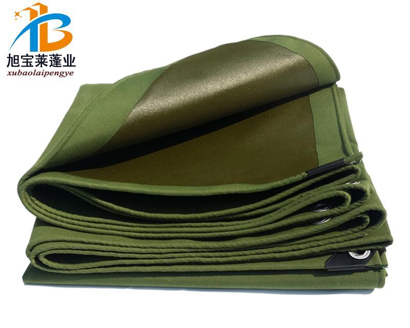 陕西军用有机硅 帆布