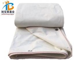 白色PVC三防篷布