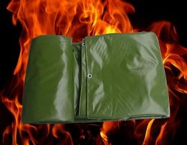 贵州防火阻燃篷布